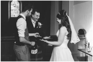 Wedding Magician Edinburgh Elliot Bibby