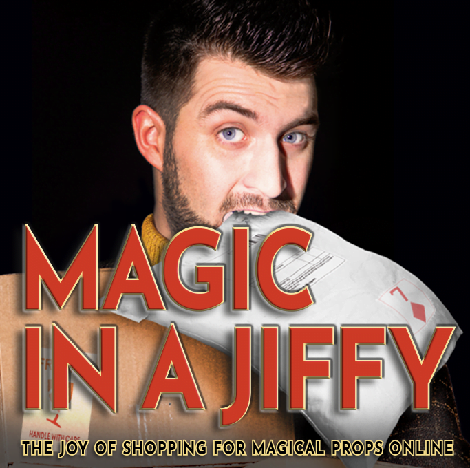 Magic in a Jiffy Edinburgh Fringe 2019