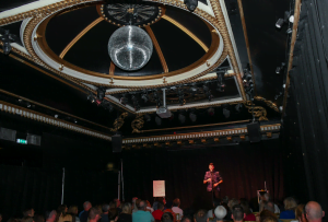 McMagic Moments Edinburgh Festival Fringe 2018 Voodoo Rooms Ballroom