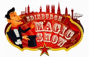 Edinburgh Magic Show Logo