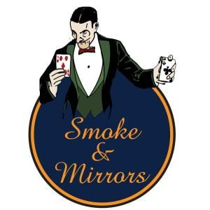 Smoke and Mirrors Bristol Logo