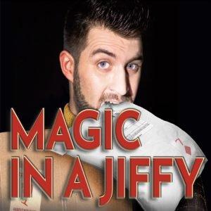Elliot Bibby Magic in a Jiffy