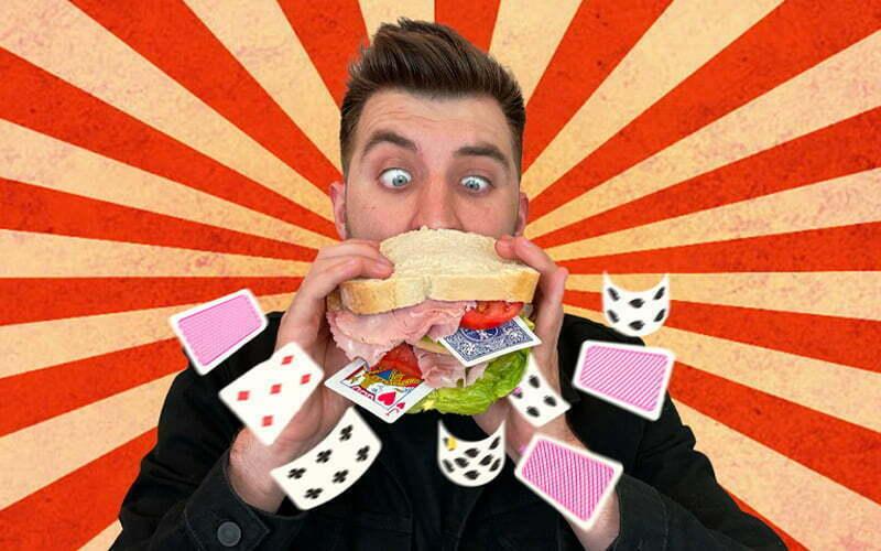 Elliot Bibby Leftover Lunch Edinburgh Fringe